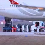 Из-за подозрения на вирус у пассажира в Анкаре экстренно сел самолет