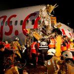 В Турции арестован командир разбившегося в Стамбуле самолета