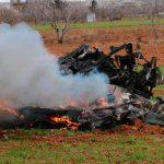Вертолет доминиканских ВВС упал вблизи границы Гаити