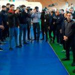 """Намик Алиев: """"Мы ждем медалей на ЕВРО"""""""