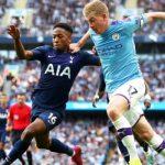 «Тоттенхэм» в большинстве одержал победу над «Манчестер Сити»