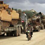 В Кремле назвали возможную операцию Турции в Сирии худшим сценарием