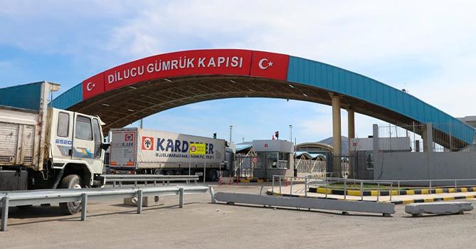 Турция открыла границу с Нахчываном