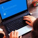 Обновление Windows 10 приводит к «синему экрану смерти»
