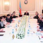 В ЦИК Азербайджана началось очередное заседание