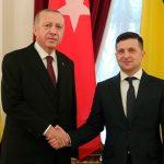 Турция признает территориальную целостность Украины