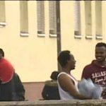 Лагерь для беженцев в Германии, где расселены и азербайджанцы, взят на карантин
