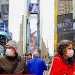 Число жертв коронавируса в штате Нью-Йорк выросло до 1550