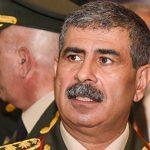 Закир Гасанов отдал приказ о немедленном пресечении провокаций противника