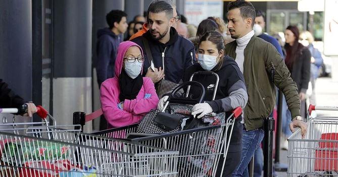 Главное место заражения коронавирусом – продуктовые магазины