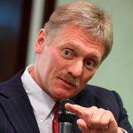 Песков заявил, что задержание Сафронова не связано с журналистской деятельностью