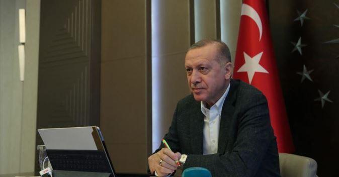 Эрдоган призвал поддержать малоимущих на фоне пандемии Covid-19