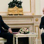 Лидеры Турции и России обсуждают в Москве ситуацию в Идлибе