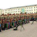 В Азербайджане завершился весенний призыв на военную службу
