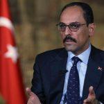 Ибрагим Калын: Давление на Турцию из-за С-400 может иметь обратные последствия