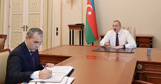 Ильхам Алиев: «Причиной роста динамики болезни является безответственность некоторых граждан»