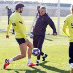 Некоторые игроки «Барселоны» утратили доверие к главному тренеру Кике Сетьену