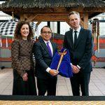 Нидерланды нашли кинжал индонезийского принца после долгих поисков