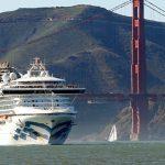 Американцев с лайнера Grand Princess проверят на коронавирус