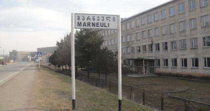 В Марнеули построят дома для вынужденно перемещенных лиц