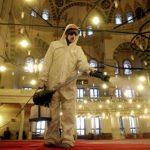 Турция закрывает все мечети из-за пандемии