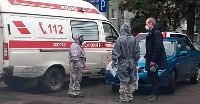В Москве скончались еще 75 пациентов с COVID-19