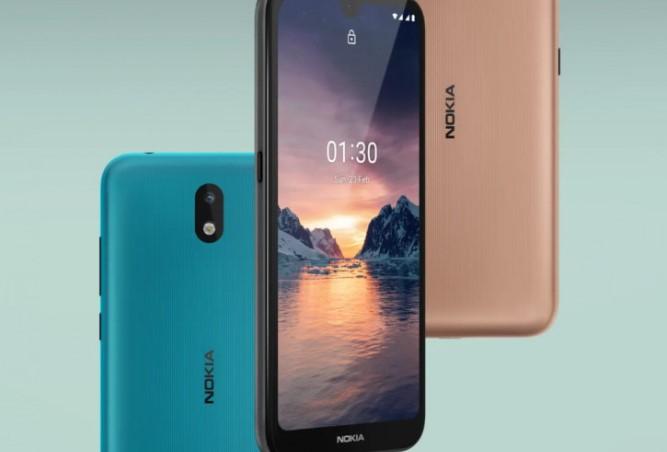 Nokia представила новый «антикризисный» смартфон