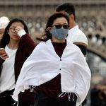 Во Франции ускорилось распространение коронавируса