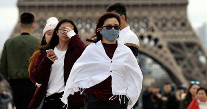 Во Франции число жертв коронавируса возросло на 46 человек