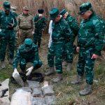 Госпогранслужба Азербайджана обезвредила нарушителей границы