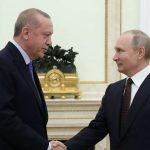 Путин и Эрдоган договорились о прекращении огня в Идлибе