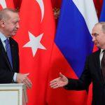 Владимир Путин и Реджеп Тайип Эрдоган обсудили трехстороннюю встречу 11 января