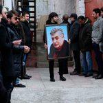 Прошла церемония прощания в Рафаэлем Дадашевым