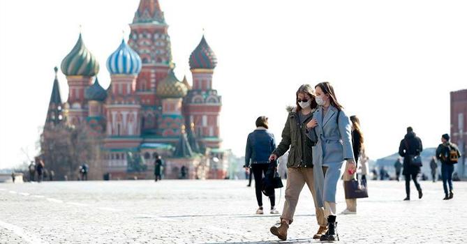 COVID-19 в России: 24 тысячи новых зараженных и 590 умерших за сутки