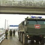 В сирийский город Саракеб ввели российскую военную полицию