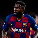 «Барселона» готова летом продать Умтити