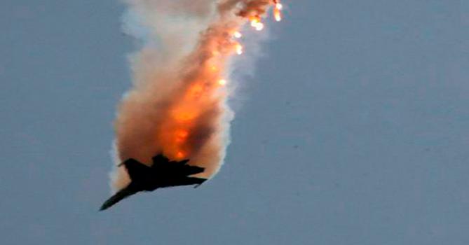 Венесуэла сбила неопознанный американский самолет - ZERKALO.AZ - Новости  Азербайджана и мира.