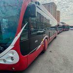 Экспресс-автобусы будут работать по прежнему графику