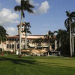 Резиденция Трампа во Флориде частично закрыта из-за коронавируса
