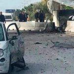В Тунисе террорист-смертник взорвал бомбу у посольства США
