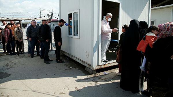В Саудовской Аравии, Ираке и Кувейте выявили новые случаи COVID-19