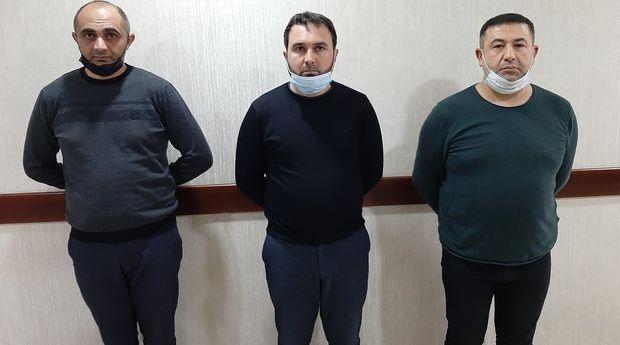 За фальшивые документы для свободного передвижения в Баку задержаны трое