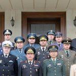 Отмечена 49-я годовщина создания военного лицея