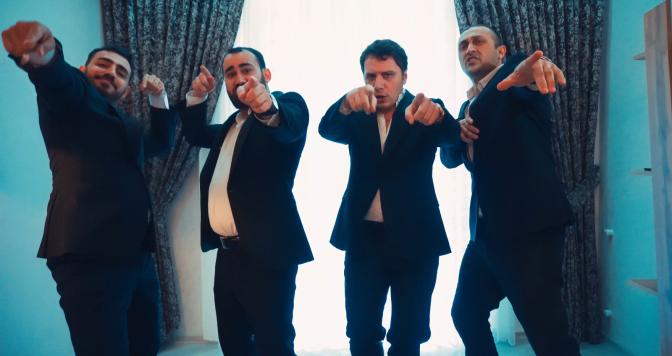 Хит карантина: известные азербайджанцы сняли юмористический клип о короновирусе – ВИДЕО