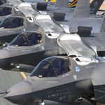 В Украине поддержали появление 54 истребителей F-35 вблизи Камчатки