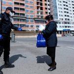 Полиция продолжает выявлять нарушителей особого карантинного режима в Баку