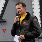 ВМС США принесли извинения бывшему капитану авианосца «Теодор Рузвельт»