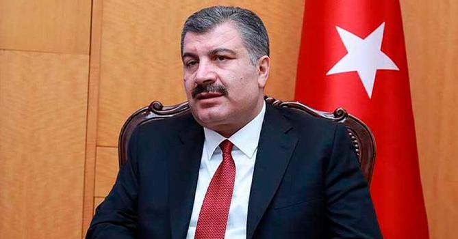 Фахреттин Коджа: «Пандемия коронавируса в Турции достигла второго пика»