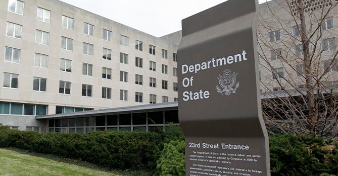 Госдеп США: Азербайджан и Армения согласились на гуманитарное перемирие