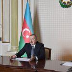 Президент Ильхам Алиев дал интервью турецкому телеканалу TRT Haber
